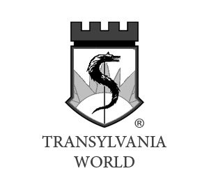 Transylvania brand and logo developed by Transylvania World, prestigious marks worldwide
